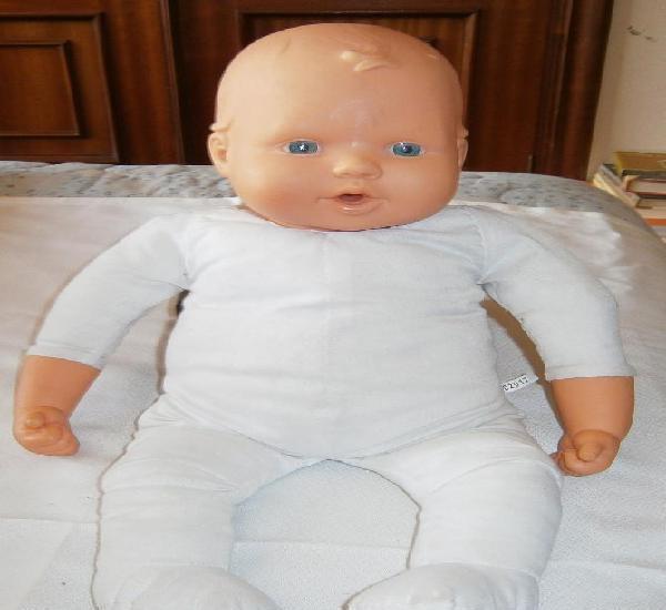Muñeca falca cuerpo blando con sonido 45 cms