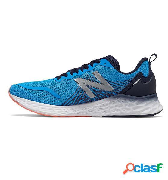 Zapatillas running hombre new balance tempo 42 azul