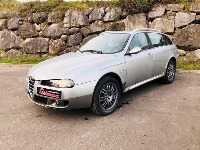 Alfa romeo 156 q4 jtdm 150cv 4x4 off road