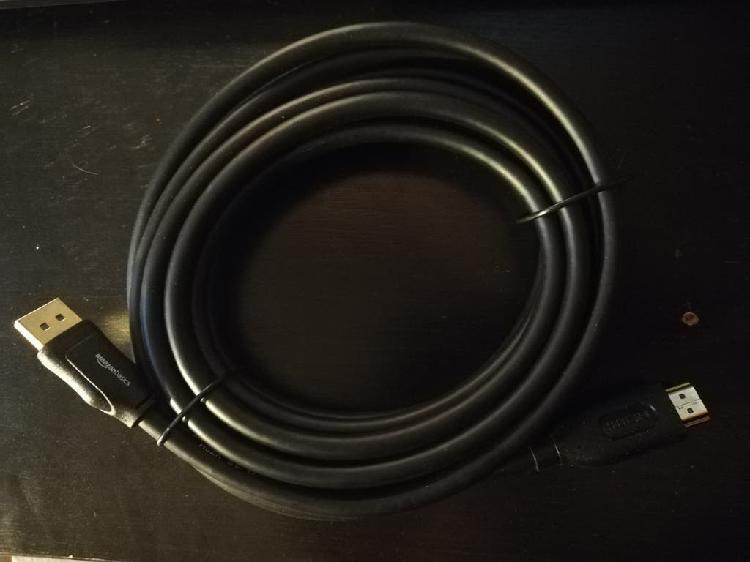 Cable hdmi - displayport 3m