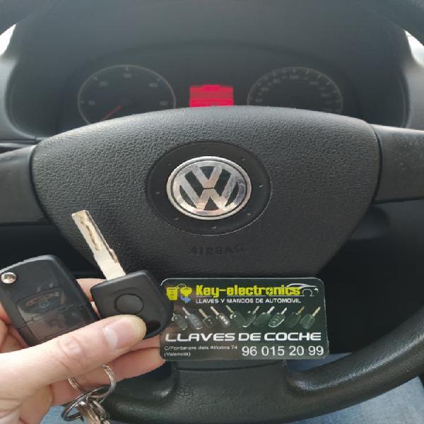 Copia llave Volkswagen