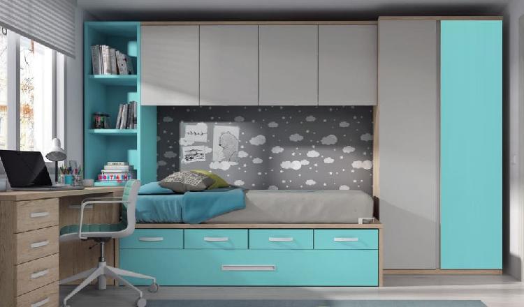 Dormitorio juvenil frm033#