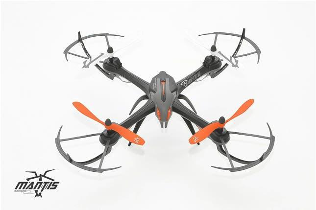 Drones con cámara (negro, naranja, color blanco, h