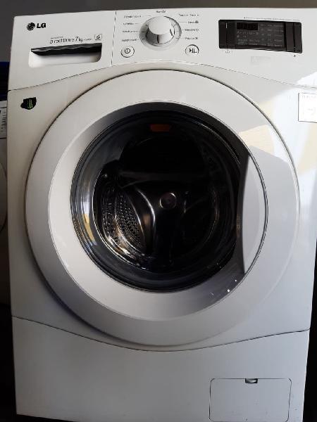 Envio 17-20 abril. lavadora lg 7kg 1200rpm a+