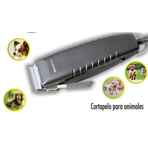 Esquiladora cortapelo para mascotas 15w con acceso