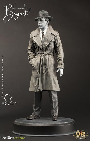 Estatua de humprey bogart - infinite statues 32 cm