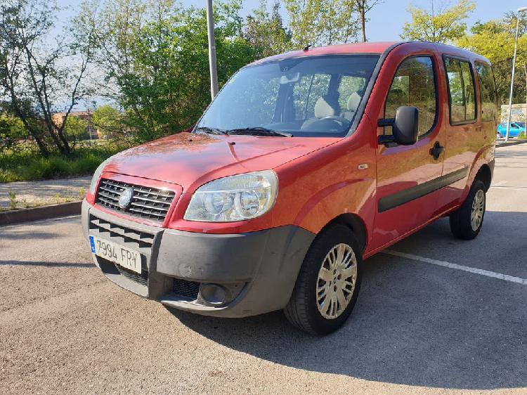 Fiat doblo dynamic diesel motor 1.3 mjt 75 cv
