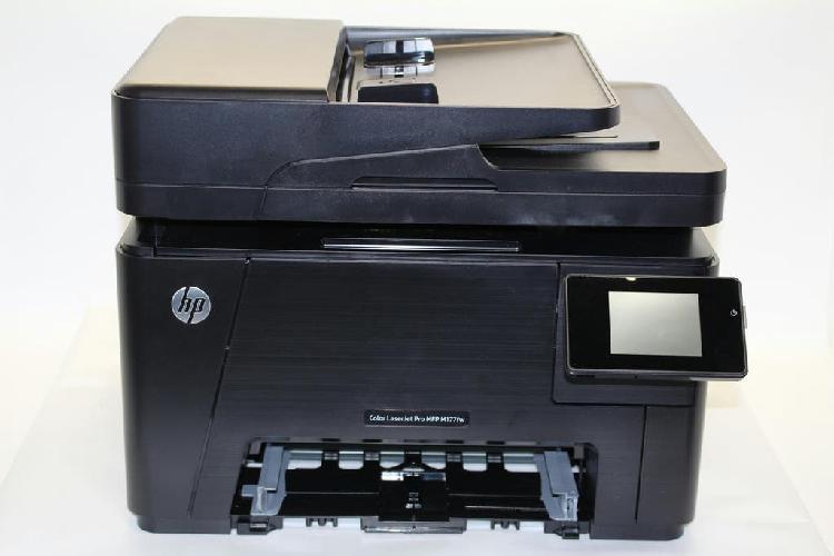 Impresora laser color hp m177fw nueva