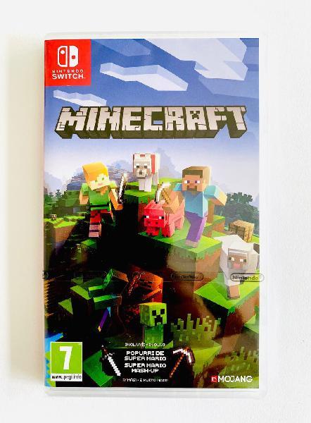 Minecraft - switch ¡nuevo!