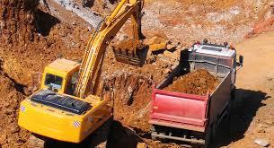Movimientos de tierra, excavaciones, transportes..