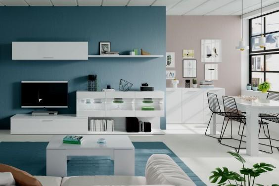 Mueble salon moderno en perfectas condiciones