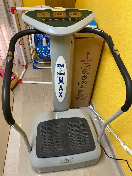 Maquina vibratoria gym form vibro max
