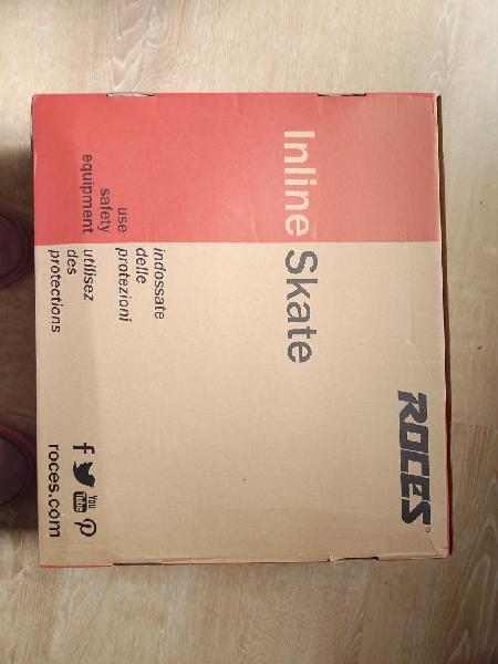 Patines roces zyx w nuevos en caja sin usar