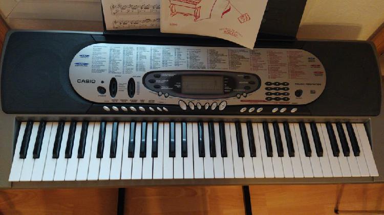Piano/teclado casioctk - 573 - libro de regalo!