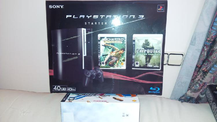 Play station 3 + time crisis 4
