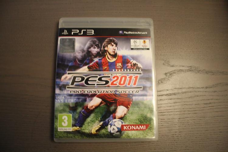 Pro evolution soccer (pes) 2011 ps3