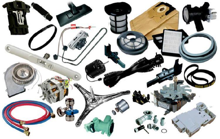 Recambios y accesorios de electrodomésticos