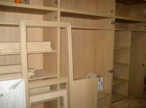 Tienda de carpinteria (todo madera )