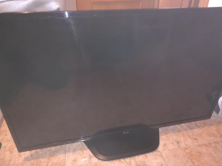 Televisión lg smart 42