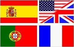 Traductor profesional español, inglés y portugués.