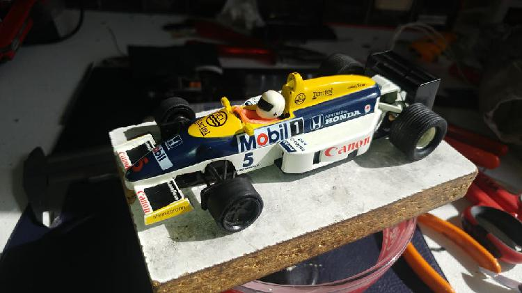 Williams honda fw11 superslot