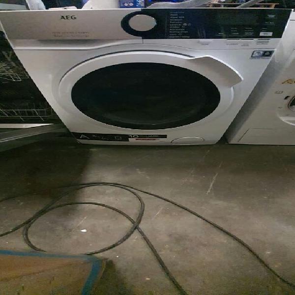 Lavadora secadora aeg de 8kg y 4kg