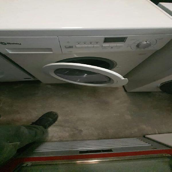 Lavadora secadora balay de 6kg y 3kg secado