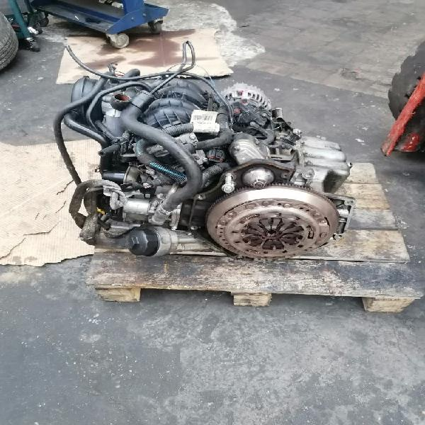 Motor opel corsa agila 1200 16v