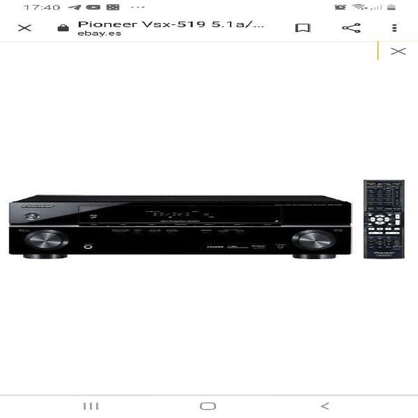 Sonido 4k, amplificador 4k. 5.1