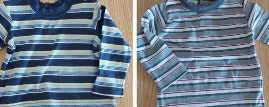2 camisetas 3/6 meses