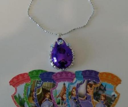 Amuleto mágico princesa sofía