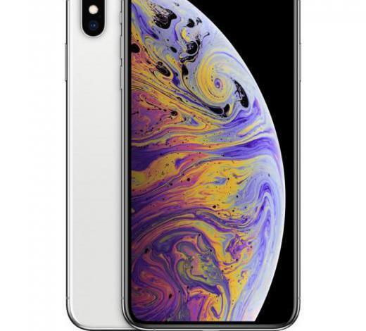Apple iphone xs max 256 gb plata libre