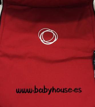 Cubrepies capazo bugaboo cameleon