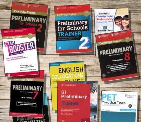 Exámenes b1 de cambridge pet inglés test