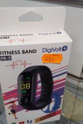Fitness band fb-3 relog digital ideal para deportistas