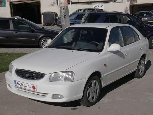 Hyundai accent 1.5 crdi gl 5p. '02