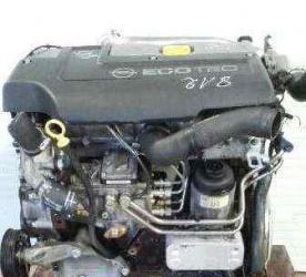 Motor completo opel zafira a elegance