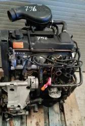Motor completo volkswagen golf iii berlina (1h1) cl