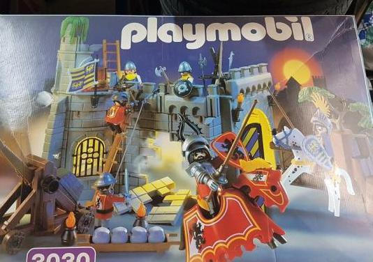 PLAYMOBIL DOS CASTILLOS 3030 3888