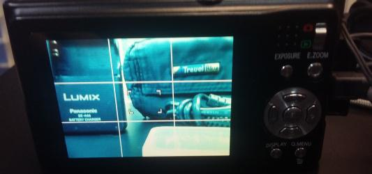 Panasonic dm-tz8 lumix 15mp 12x optica zoom completa