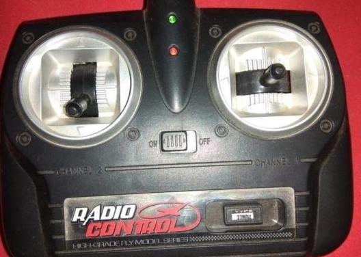Mando radiocontrol transmisor
