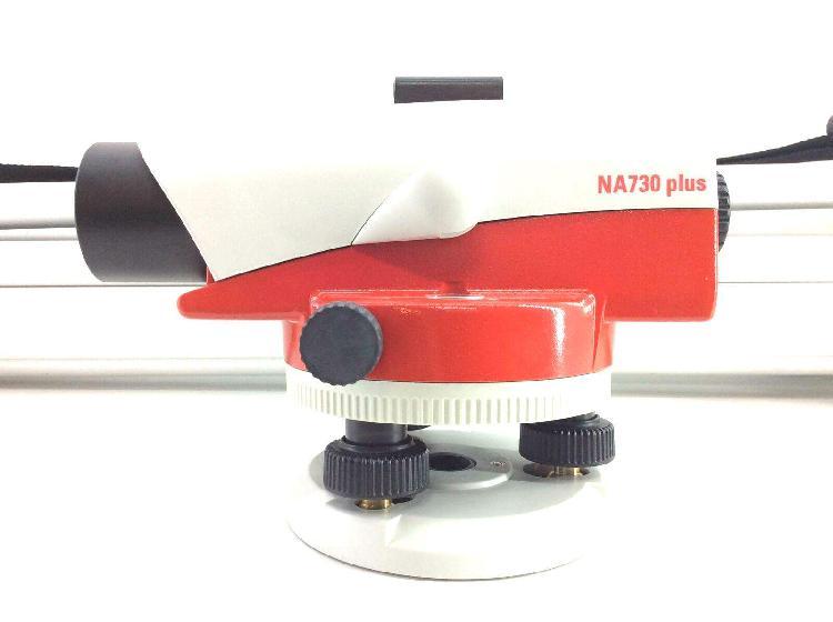 Nivel laser leica na730 plus