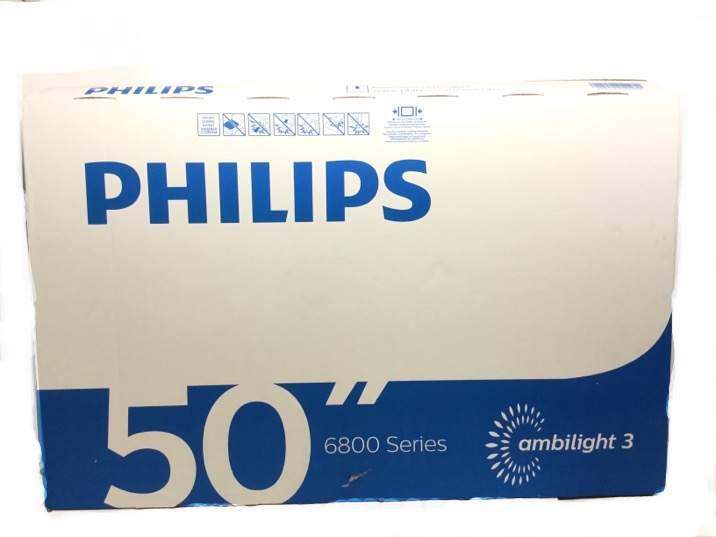 Televisor led philips 50pus6804