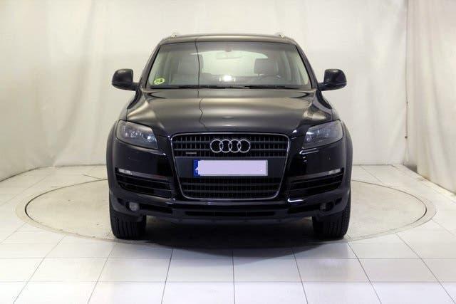 Audi q7 3.0 tdi quattro tiptronic drf