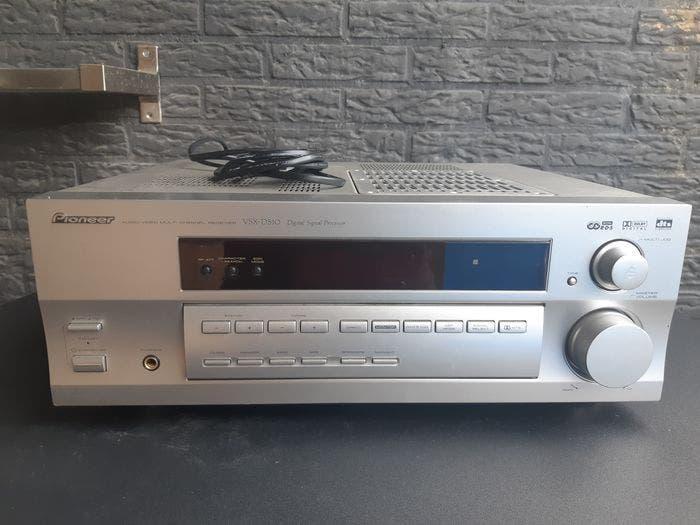 Amplificador pioneer vsx d510