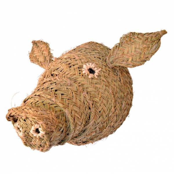 Cabeza cerdo esparto r6176