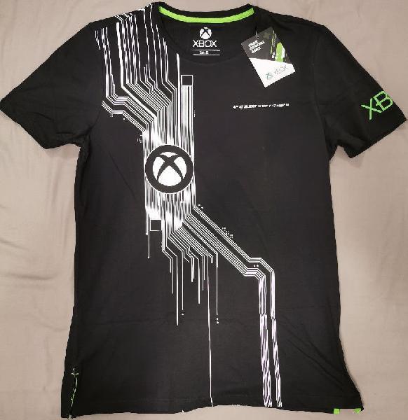 Camiseta xbox the system xl nueva