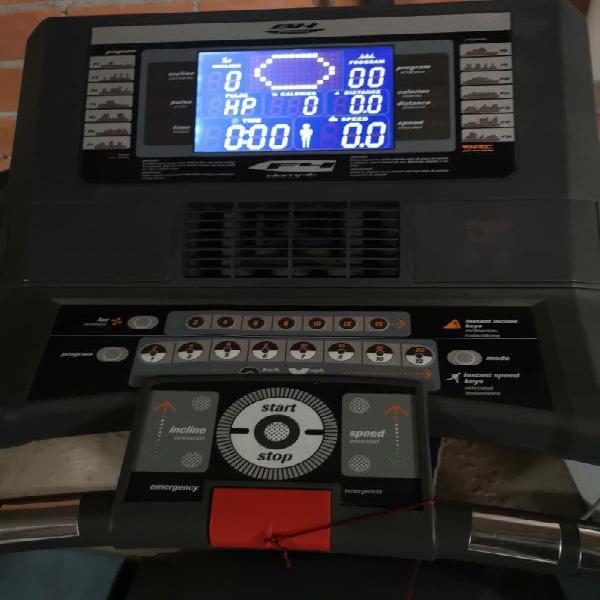 Cinta de correr bh fitness f4 domfit
