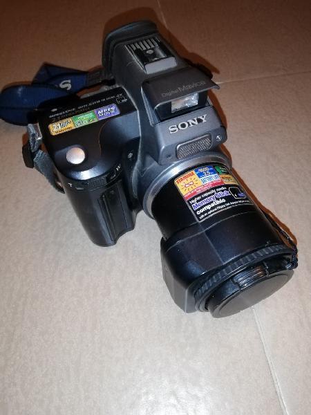 Cámara foto y video sony mvc-fd95