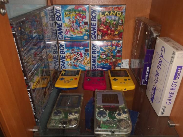Coleccion retro videojuegos